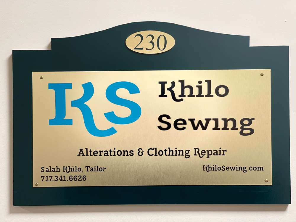 custom sewing shop lancaster pa